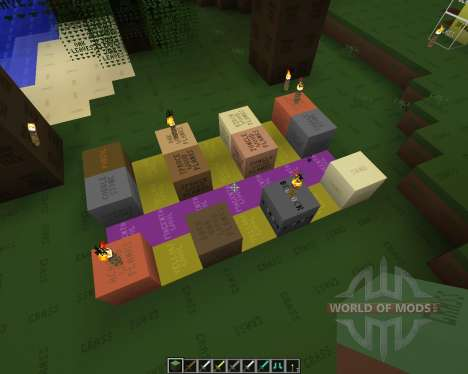 TEXTures Resource Pack [32x][1.8.8] para Minecraft