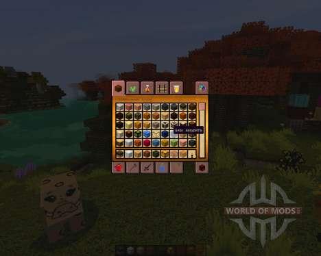 Bosus going Dark [64x][1.8.1] para Minecraft