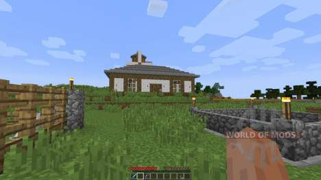 Tudor Mansion [1.8][1.8.8] para Minecraft