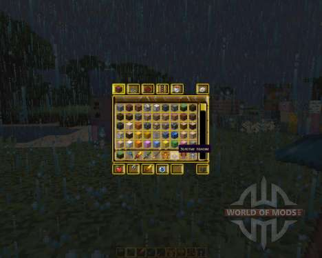 UHC Resource Pack Blue Fire Edition [16x][1.8.8] para Minecraft