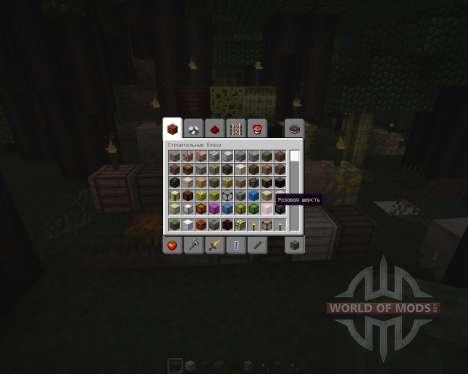 Axian Resource Pack [16x][1.8.1] para Minecraft