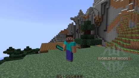 Machetes [1.7.2] para Minecraft