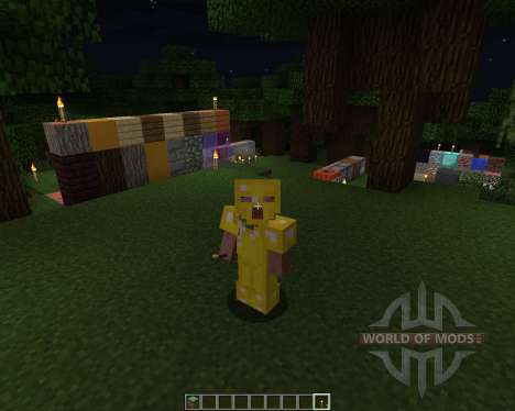 Bionicle 2015 Texture Pack [16x][1.8.8] para Minecraft