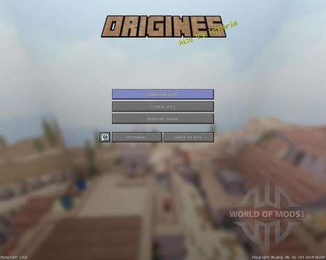 Origines of Rome [32x][1.8.8] para Minecraft