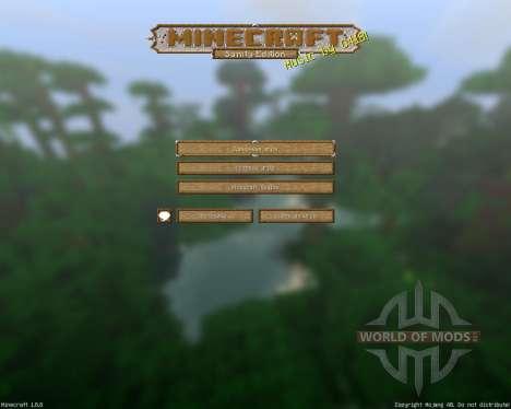Alvorias Sanity [16x][1.8.8] para Minecraft