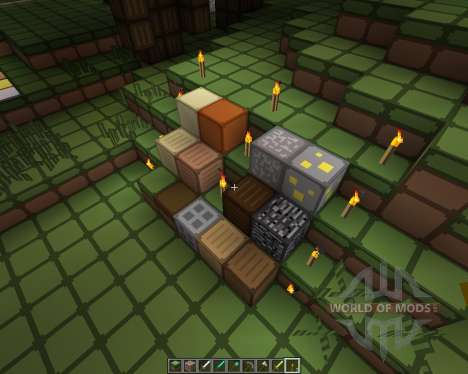 Levare-resource-pack [16x][1.8.8] para Minecraft