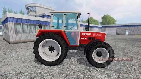 Steyr 8090A Turbo SK1 para Farming Simulator 2015