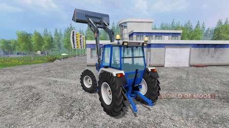 Ford 7810 para Farming Simulator 2015