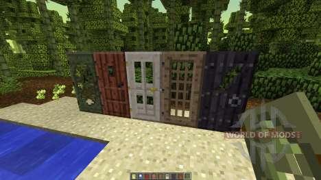Doors O Plenty [1.7.10] para Minecraft