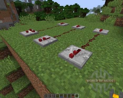 A Touch Of 3D [16x][1.8.1] para Minecraft