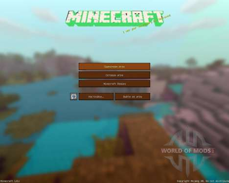 Official Spacegames texturepack [16x][1.8.1] para Minecraft