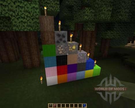 AvienCraft Reborn Resource Pack [16x][1.8.8] para Minecraft