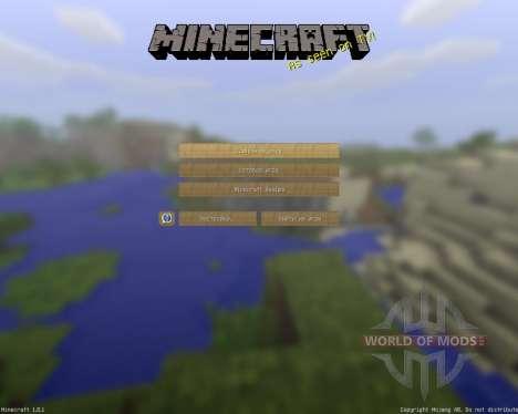 AvienCraft Reborn [16x][1.8.1] para Minecraft