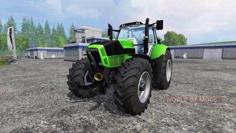 Deutz-Fahr Agrotron 630 TTV para Farming Simulator 2015
