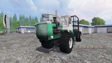 T-150K de madera para Farming Simulator 2015