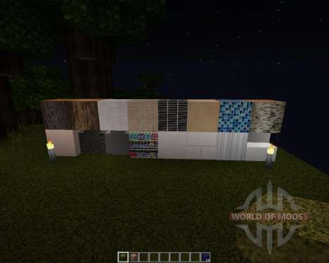 Lapiz Point Resource Pack [32x][1.8.8] para Minecraft