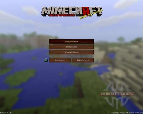 Red Creepers [32x][1.8.1] para Minecraft