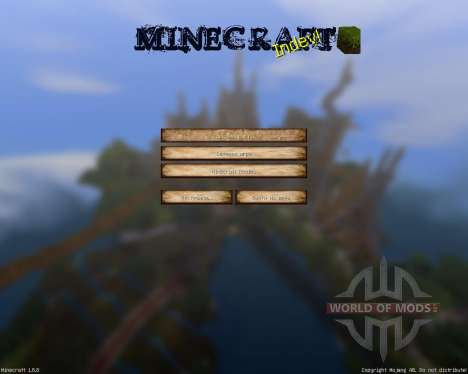 Moray Winter Resource Pack [32x][1.8.8] para Minecraft