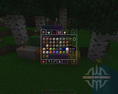 Plast Pack Resource Pack [16x][1.8.8] para Minecraft