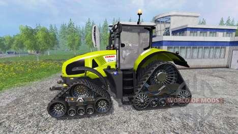 CLAAS Axion 950 Quadtrac para Farming Simulator 2015