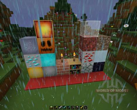Defscape Resource Pack [64x][1.8.8] para Minecraft
