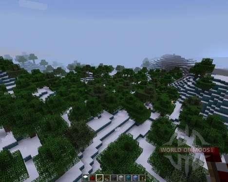 Craftmas [16x][1.8.1] para Minecraft