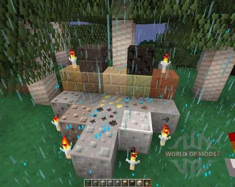 Sandy Dreams [16x][1.8.8] para Minecraft