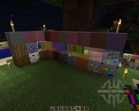 Color Land [16x][1.8.8] para Minecraft