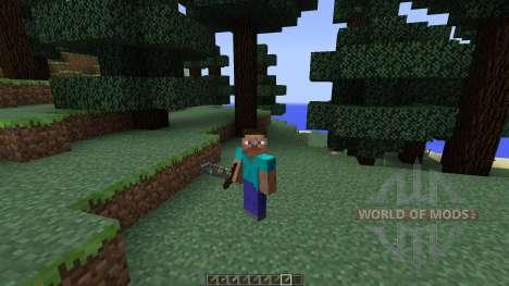 Ore Swords [1.7.10] para Minecraft