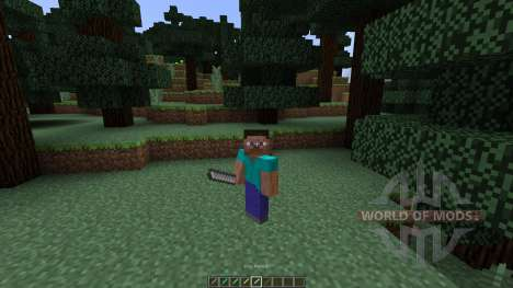 Machetes [1.7.10] para Minecraft