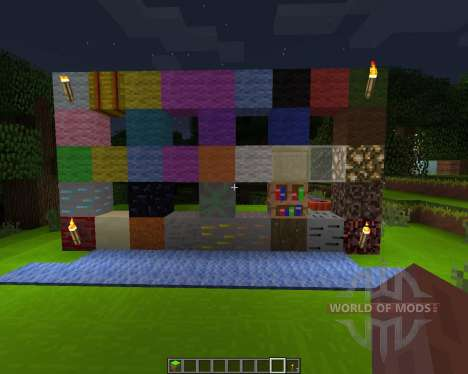 A Cartoon World [16x][1.8.8] para Minecraft