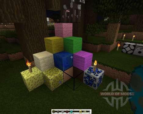OpusPack [32x][1.8.8] para Minecraft