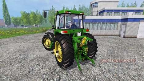 John Deere 7810 USA Edition para Farming Simulator 2015