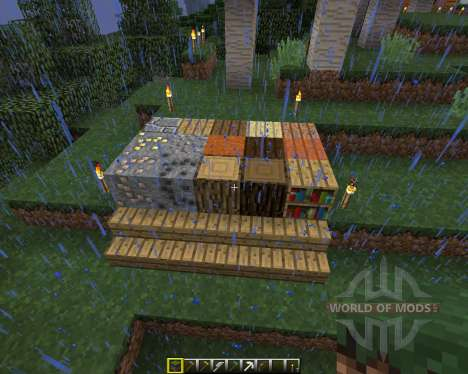 TechnoGoldPackage v1.6 [16x][1.8.8] para Minecraft