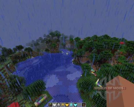 Cimple With A C [16x][1.8.1] para Minecraft
