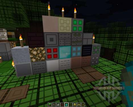 Simple pack [16x][1.8.8] para Minecraft