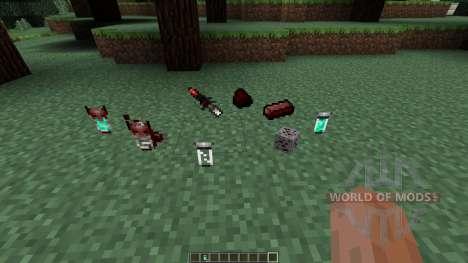 Ray Gun [1.7.10] para Minecraft
