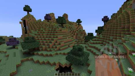 Biomes O Plenty [1.6.4] para Minecraft