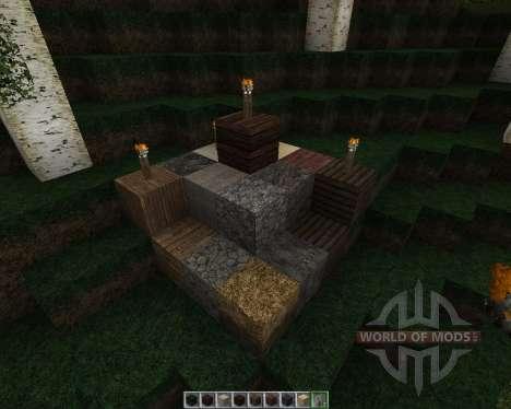 Cyberghostdes HD Texture Pack [128x][1.8.8] para Minecraft