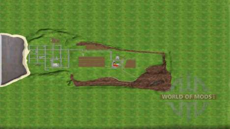 Ein Stuck Land v0.9 para Farming Simulator 2015