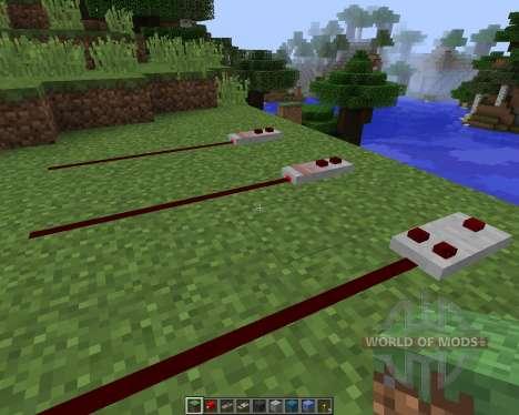 Redstone 2.0 [16x][1.8.1] para Minecraft