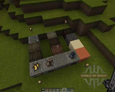 CubCon Textures [64x][1.8.8] para Minecraft