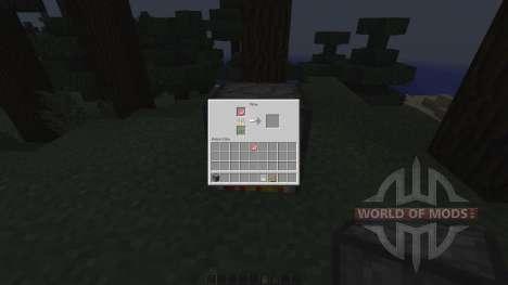 Roxas Fuel [1.7.10] [1.7.2] para Minecraft