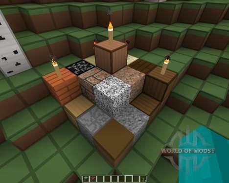 SmoothSta Emitting Light Resource Pack [16x][1.8 para Minecraft