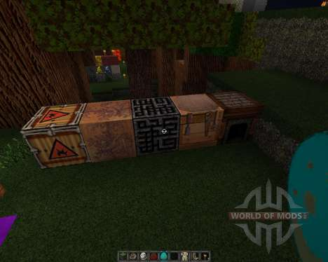 Elements [64x][1.8.8] para Minecraft
