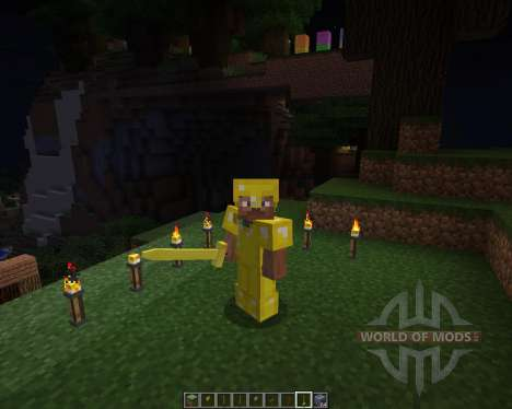 3D Models by Josephpica [16x][1.8.8] para Minecraft