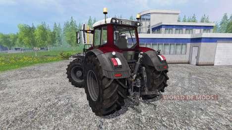Fendt 924 Vario - 939 Vario [bordeaux] para Farming Simulator 2015
