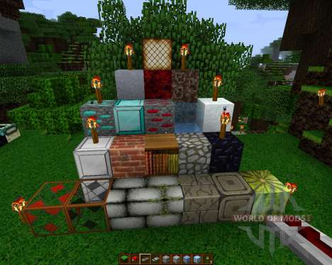Morgan Black [128x][1.8.1] para Minecraft