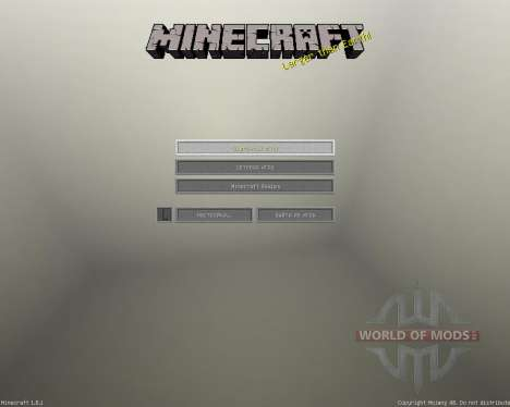 Age of Eteria [32x][1.8.1] para Minecraft