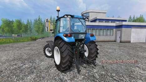 New Holland T4.65 4WD v2.0 para Farming Simulator 2015